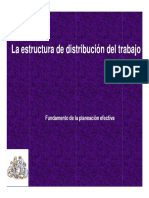 2 4 PRESENTACION 3 Estructura Distribucion Del Trabajo