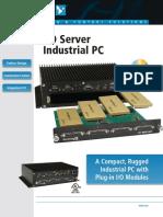 IO Server Brochure 540