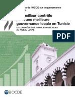 (Examens de l'OCDE sur la gouvernance publique.) OECD-Un meilleur contrôle pour une meilleure gouvernance locale enTunisie - Le contrôle des finances publiques au niveau local-OECD Publishing (2017.pdf
