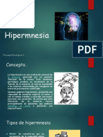 Hipermnesia