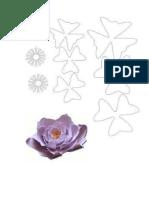 Sabloane Flori