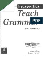 How to teach grammar-Thornbury 1999.pdf