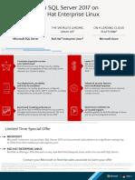 SQL Server Red Hat OFfer Sheet 10202017