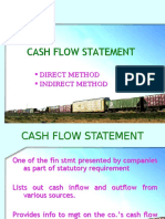 37508707 Cash Flow Statement Ppt