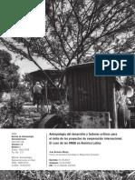 Antropología del desarrollo