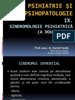 Psihopatologia curs9