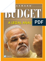 Guide to Budget 2017 a Legal Analysis