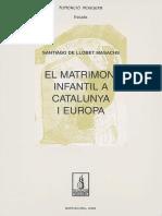 Llobet, Santiago de] El matrimoni infantil a Catalunya i Europa.pdf