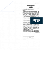 Antipodal propagation - declassified.