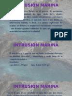 Intrusion Marina