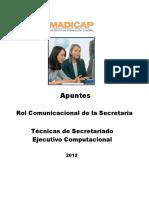Apuntes Secretarias_comunicación y Archivo