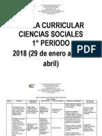 MALLA 1° PERIODO SOCIALES 2018