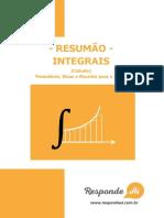 Resumão Integrais.pdf