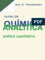Curso Quimica Analitica Analisis Cuantitativo