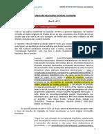Conhecendo expressões jurídicas inusitadas - Ano I, n. 1  - correto