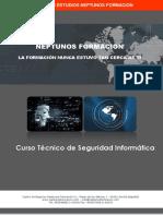 Curso Técnico en Seguridad Informatica - Neptunos Formacion