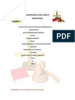 ORIGEN Y EVOLUCION DE ROMA.docx