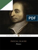 Pensees (Penguin Classics) - Blaise Pascal.epub