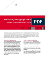 Atradius Economic Research Promising Markets 2018 ERN011802en
