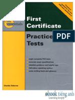 FCE Essential.pdf