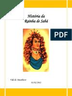 História Da Rainha de Sabá