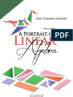 A Portrait of Linear Algebra, 3rd Edition