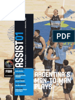 FIBA ASSIST MAGAZINE 01