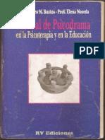 Dalmiro Bustos y Elena Noseda - Manual de Psicodrama en La Psicoterapia y en La Educacion (1)