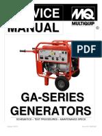 GA Service Manual