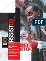 FIBA ASSIST MAGAZINE No3