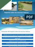 7.Impactos Sobre Los Recursos Hidricos