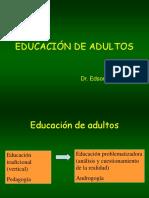 4 Unidad 3 Educación de Adultos
