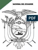 Escudo Nacional Del Ecuador