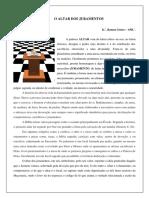 o Altar Dos Juramentos - Ramon Gomes