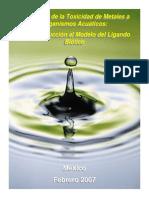 Apuntes BLM México Ligando Biotico