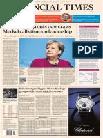 Financial Times Europe - 30-10-2018
