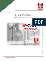 Creating EPLAN Parts