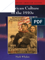 WHALAN, Mark - American Culture in the 1910s.pdf