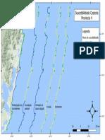 Provincia 4 - Suscetiblidade Costeira