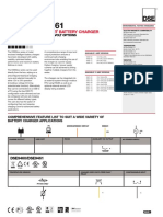 Dse9460 Dse9461 Data Sheet (Usa)