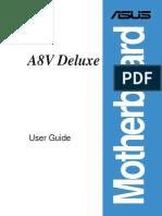 Manual Asus A8V-E de Luxe