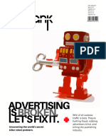 Advertising is broken-Let`s fix it - Whitepaper