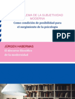 01 Habermas, J - El discurso filosófico de la modernidad (1)