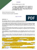 Osmena vs Orbos 220 Scra 703, GR. No. 99886, March 31, 1993