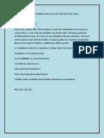 CAMPAÑA SOBRE LAS BUENAS PRACTICAS DE LABORATORIO.docx