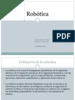 Robótica Jeisson Rojas y Dieguito Niur Palta.