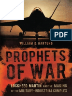 William D. Hartung - Prophets of War - Lockheed Martin and the Making of the Military-Industrial Complex - epub [TKRG].epub