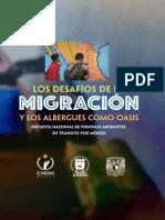 Informe Especial Desafios Migracion