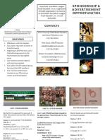 gmlb sponsor brochure