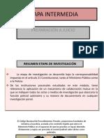 Clínica de Derecho Penal, Etapa Intermedia (1)